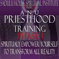 ANU Spiritual Training Phase 1